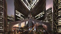 CGarchitect - Professional 3D Architectural Visualization User Community   Thesis Design, Habitat