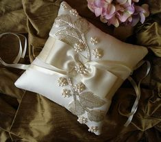 Emy's Gallery: Engagement's Rings Pillows.