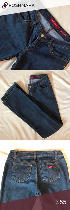 Miss Sixty Straight Tommy Jean Miss sixty premium jeans by italian designer. Straight tommy jean. Worn only once. In great condition. 20% off all bundles. 😊 Miss Sixty Jeans Boot Cut