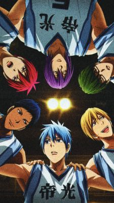 Find the best Kuroko No Basuke Wallpapers on GetWallpapers. We have background pictures for you! Kuroko No Basket Characters, Anime Characters, Fictional Characters, Manga Anime, Anime Art, Kuroko Tetsuya, Animes Yandere, Kuroko's Basketball, Haikyuu Anime
