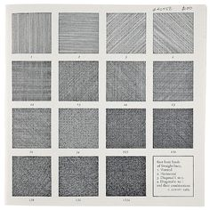 "Jessica Angel Notes: Sol LeWitt ""Wall Drawings"" and the set of instructions that constitute the body of his work."