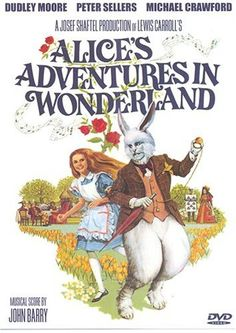 """Alice's Adventures in Wonderland DVD is magick because it shows the imagery you are left to imagine by the book. It brings to life the talking animals, disproportionate size of things, and ideas once thought to be impossible to show. The movie is magick because it creates a basis for people to imagine and think about """"what if"""" that was real life. The movie acts as steroids to the imagination."""