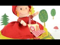 Watch our Best of Lilliputiens® videos! #1 : le Petit Chaperon rouge / little Red Riding hood / Roodkapje