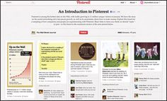 How news orgs are using Pinterest