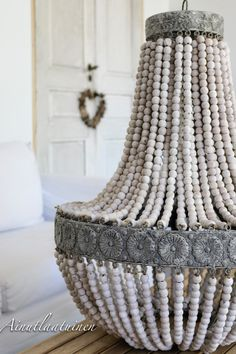 Need this for over the dining table - so beautiful!