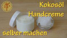 Kokosöl-Handcreme selber machen