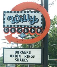 Willy Burger in Beaumont Texas