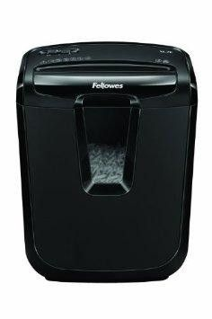 Fellowes, Inc. The Powershred M-7c Cross-cut Shredder Shreds 7 Sheets Into 5-32in X 1-13-16in P