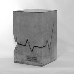 Benoist Van Borren; concrete 2013