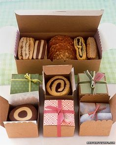 cookie craft boxes