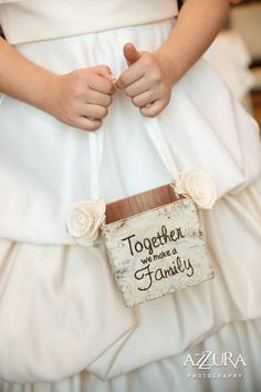 Shabby Chic  Rustic  Flower Girl Basket by BeaconHillCandles, $37.00