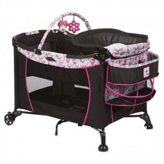 MINNIE MOUSE Butterfly Care Center™ Play Yard from Safety 1st
