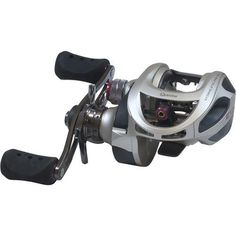 Quantum Fishing Exo Pt 11 Bearing Baitcast Reel (Right, 100/7.3:1) -- You can find out more details at the link of the image.