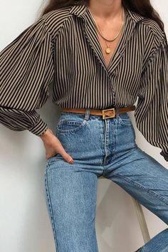 Fashion Mode, Look Fashion, Womens Fashion, Fashion Trends, Spring Fashion, Fashion Ideas, Lifestyle Fashion, Fashion Bloggers, Fashion Clothes