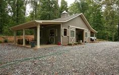 Creatively Country: Dream Barn : The Barn & Exterior Fixtures