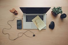 Modern Workspace by Inspirationfeed on Creative Market