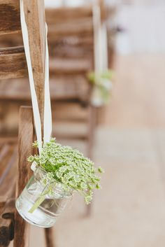Pretty Pastel Barn Wedding Planned in Just 8 Weeks