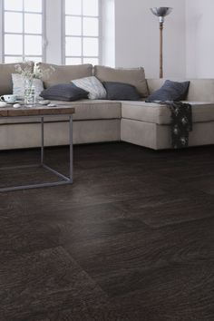Ideas for flooring tile living room interior design Living Room Flooring, Interior Design Living Room, Wood Floor Bathroom, Floor Colors, Floor Decor, Floor Design, Vinyl Flooring, Home Decor, Sofa Cushions