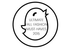 ULTIMATE Fall Fashion Must-Haves | 2015 | Baby Chick