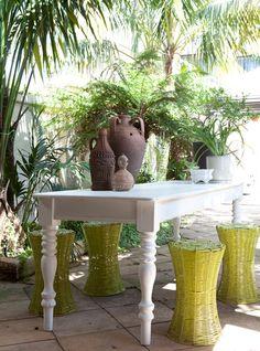 garden in Sydney Australia via @Design*Sponge