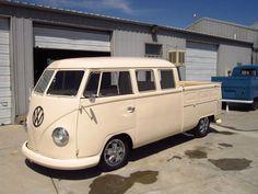 VW Tripple cab