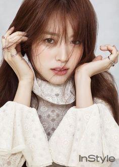 '순백의 여신' 한효주, 미소녀 그 자체 [화보] :: 네이버 TV연예