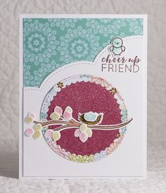 My Paper Tales: Pretty Pink Posh March Release Blog Hop!