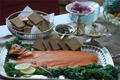 Kendal's Lagniappe Recipe for Smoked Salmon