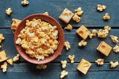 I've pulled together my favorite homemade popcorn recipes, so you can enjoy a salty, sweet, crunchy snack that will satisfy all your taste buds.