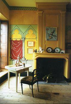 The World of Interiors, February 1999. Photo - Marc Broussard