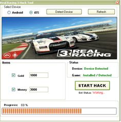 New Real Racing 3 hack tool updated and ready for download. This hack tool have been created by one of my close friends and he showed it to me and it is realy working very good! Download Real Racing 3 hack from here : http://freehackstools.com/real-racing-3-cheats-hack-tool/ Enjoy this great tool!