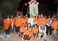 Terno de Santa Efigênia participa de festa no estado de São Paulo