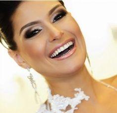 linda maquiagem para casamentos