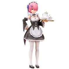 Re:ZERO -Starting Life in Another World- PULCHRA 1/7 Scale Figure : Ram #rezero #ram #figure #animefigures #hypetokyo
