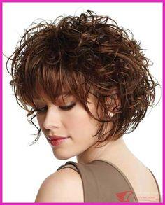 awesome 2016 Short Haircuts With Bangs and Curly Hair,Hairstyles with Bangs and Layers You might have seen a number of Hollywood celebrities or sizzling fashions flaunting their fashionable haircuts with...