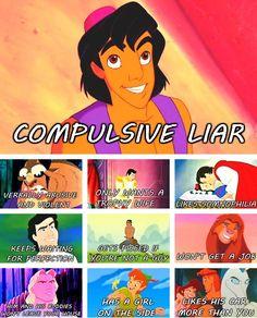 Ohhh... Alors il y vrm des Princes Charmants dans ce monde. Disney n'essayait pas de donner de faux espoirs à nous, les filles; Disney essayait de nous prévenir!