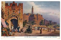 The Mediterranean Postcards collection is comprised of postcards covering the area between Morocco in the west and Turkey to the east, with. Old City Jerusalem, Dome Of The Rock, Barcelona Cathedral, Morocco, Gate, Exterior, Building, Regional, Travel