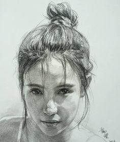 2,412 отметок «Нравится», 24 комментариев — lee (@rabbit.12.28) в Instagram: «杭州画室杨煌 国美毕业生教师#스케치##素描##sketch##charcoal##drawing##art#…»
