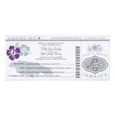 See MoreWedding Boarding Pass to Jamaica Custom Invitestoday price drop and special promotion. Get The best buy