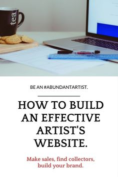 The artist website checklist - online marketing for artists - Craft Business, Creative Business, Business Tips, Online Business, Serious Business, Etsy Business, Business Website, Business Opportunities, Selling Art Online