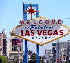 Las Vegas, Nevada. Las Vegas was so fun, my favorite part was seeing the Cirq Du Soleil show, Beatles Love.
