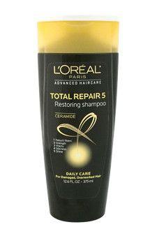 advanced haircare total repair 5 restoring shampoo by l'oreal paris