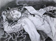 Julian Blackthorn- Tangled Thorns by OblivionsDream on @DeviantArt