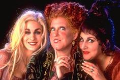 Check out We Have To Watch Hocus Pocus Every Year from 15 Things '90s Kids Realize