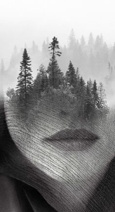 ghost in the machine - Double Exposure Photography by Antonio Mora - aka Mylovt Portraits En Double Exposition, Exposition Multiple, Double Exposure Photography, White Photography, Ghost In The Machine, Experimental Photography, Multiple Exposure, Spanish Artists, Foto Art