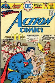 What makes a good comic book cover? A detailed look at what makes a comic book cover great. Superman Comic, Funny Superman, Superman Action Comics, Superman Family, Superman Stuff, Superman Movies, Best Comic Books, Comic Book Heroes, Comic Books Art
