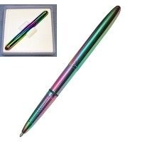 Fisher Space Pen that writes upside down, in water, in fire and all weather conditions. Especially if you find your self stuck in a hurricane and need to write something down.