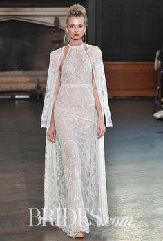 Fall 2017 Wedding Dress Trends   Brides  Wedding dress by Watters