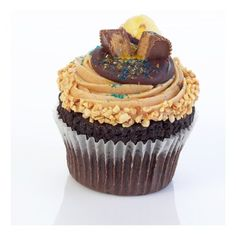 Elvis- The king of cupcakes.