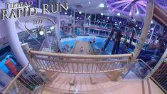 Tikibad 2019 Rapid Run 360° VR POV Onride Vr, Make It Yourself, Running, Racing, Keep Running